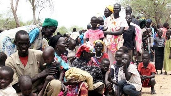 жители конго и судана