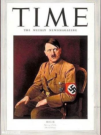 журнал Time Адольф Гитлер «Человек года»