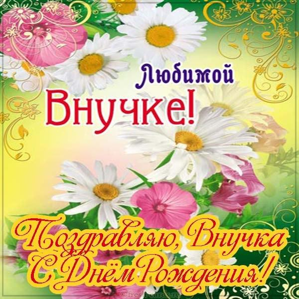Read more about the article Пожелания любимой внучке