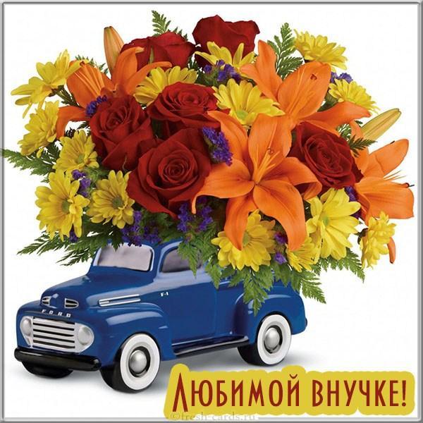Read more about the article Прикольные поздравления внучке с Днем Рождения
