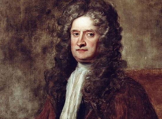 Read more about the article Интересные факты из жизни Ньютона