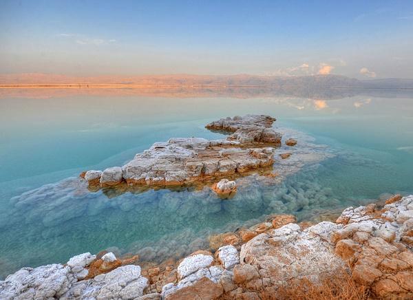 Read more about the article Интересные факты о Мёртвом море
