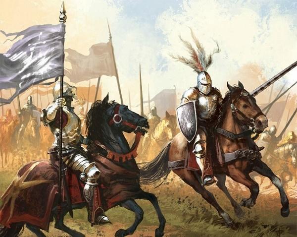 Read more about the article Интересные факты о рыцарях
