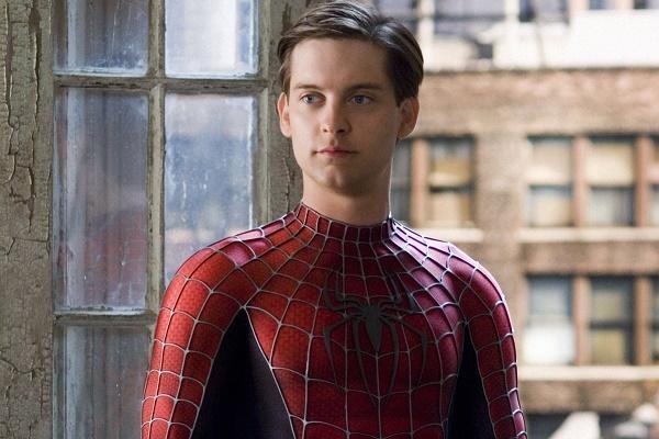 тоби магуайр человек паук