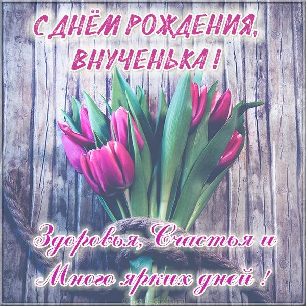 Read more about the article Поздравления любимой внучке от дедушки