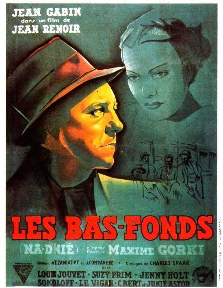 французский фильм на дне 1936