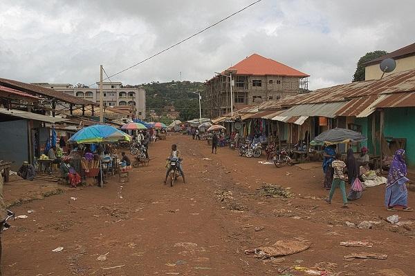 Гвинея Конакри электричество