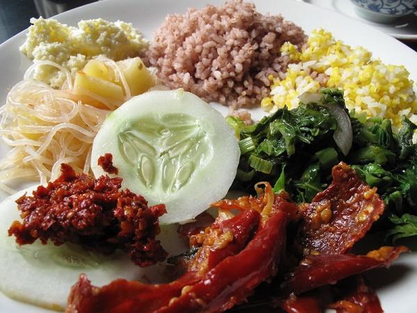 вегатарианская кухня бутана
