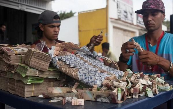 венесуэльские деньги